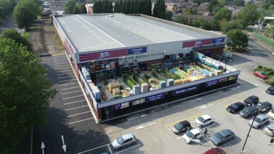 B&M Retail Ltd. Store and Garden Centre