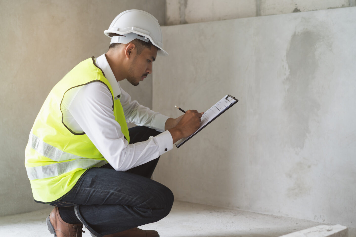 Detailed Reporting by Surveyor