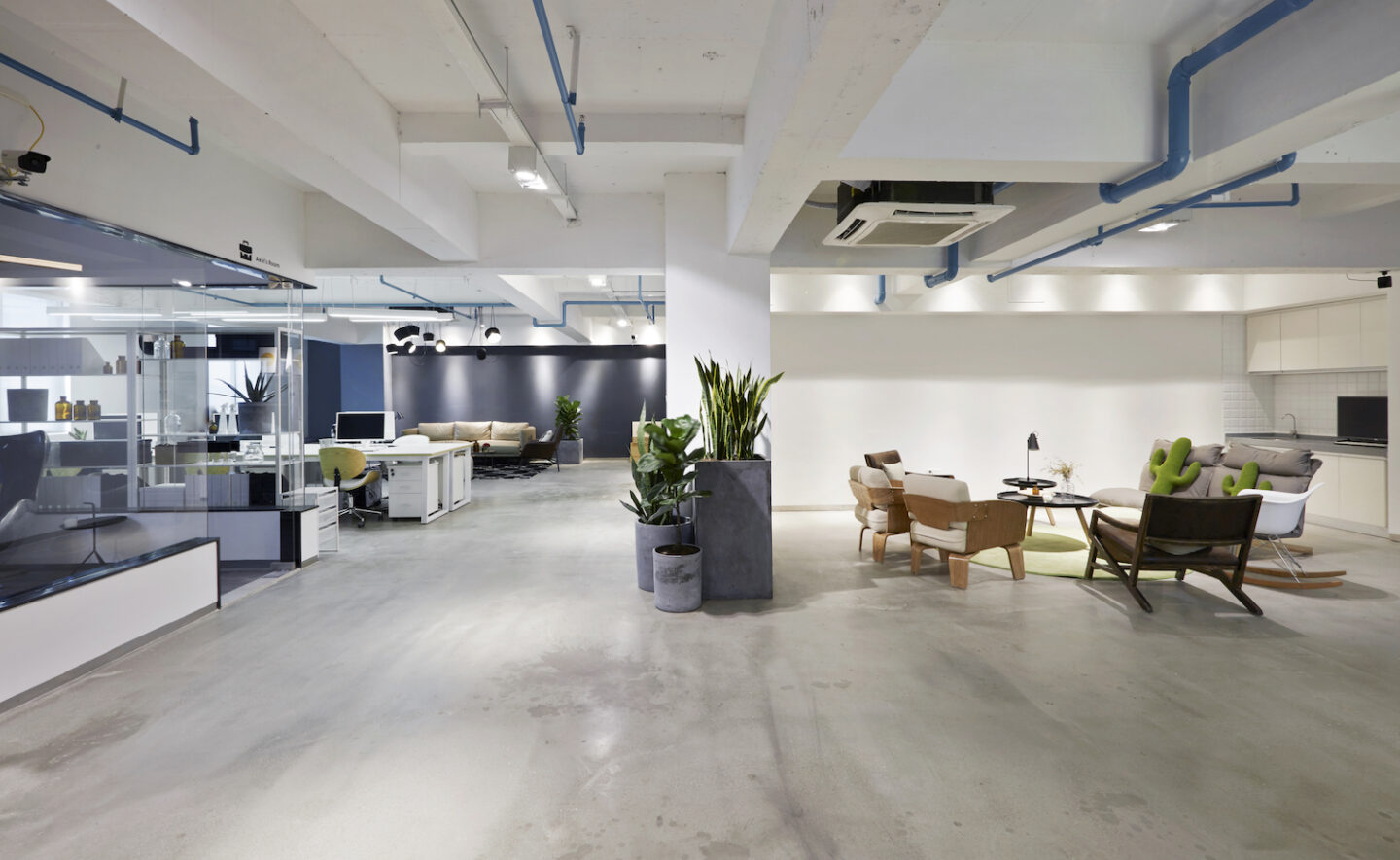 Modern Offices